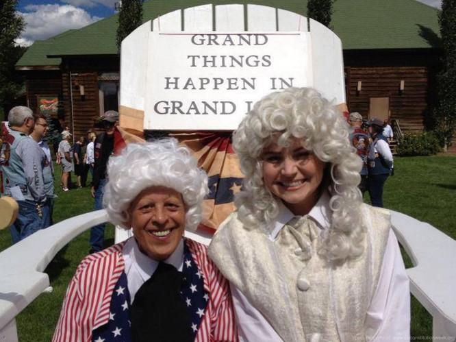 Grand Lake Constitution Week Parade 7