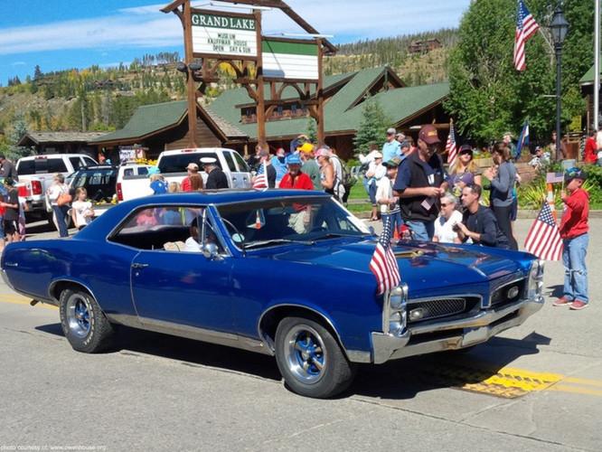 Grand Lake Constitution Week Parade 5