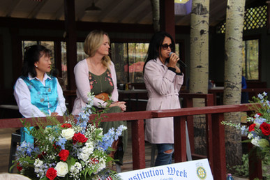 Lily Tang, Karin Rosarne & Mailyn Salaba