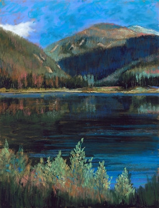 V22 - Monarch Lake Spring