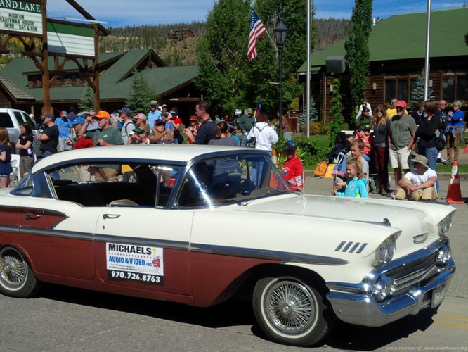 Grand Lake Constitution Week Parade 3