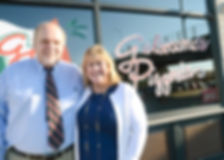 Picture of the owner Ed and Peggy Gricus