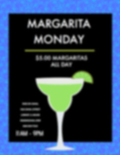 MARGARITA MONDAYS copy.jpg