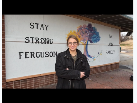 Ferguson Artist Highlight: Stay Strong Ferguson