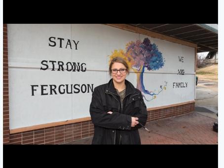 Ferguson Artist Highlight: Stay Strong Ferguson