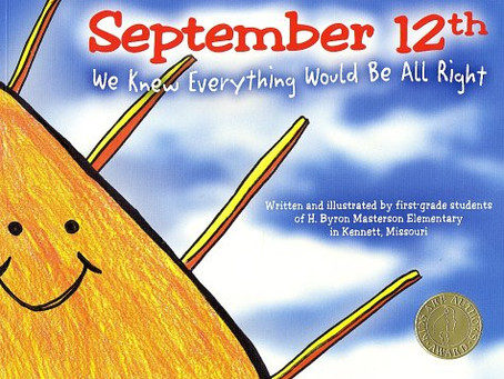 Reminded of a Sept. 11 book by first-graders
