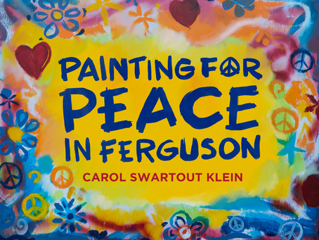 Painting for Peace in Ferguson Available for Pre-Order NOW!