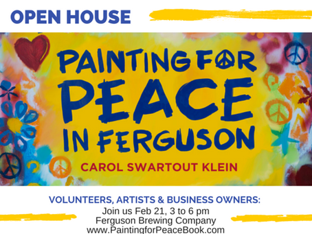 Thank you open house to be held for volunteers, artists & business owners