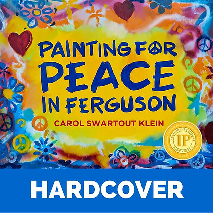 Painting for Peace Book Hardcover