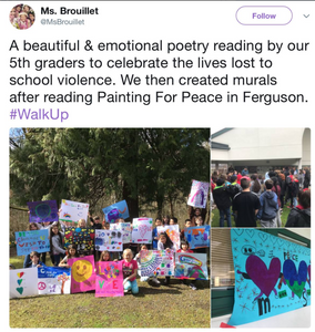 painting for peace teaching social justice