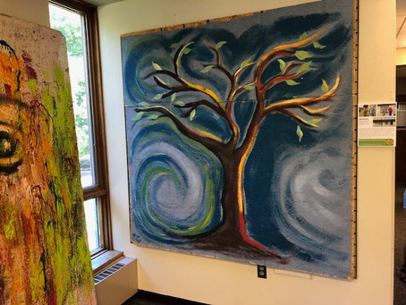 Paint for Peace Murals travel to Stratford, CT for special exhibit through end of July