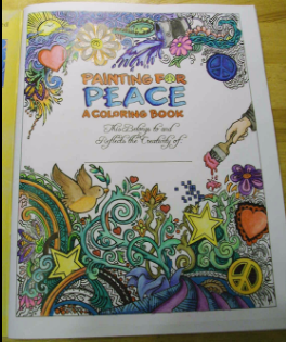 Best Coloring Book Peace