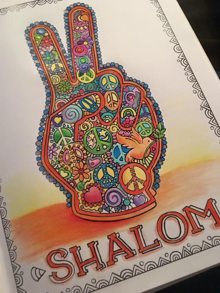 adult coloring book art st louis