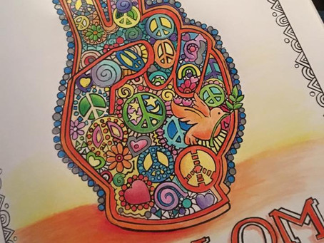 National Coloring Book Day Contest!
