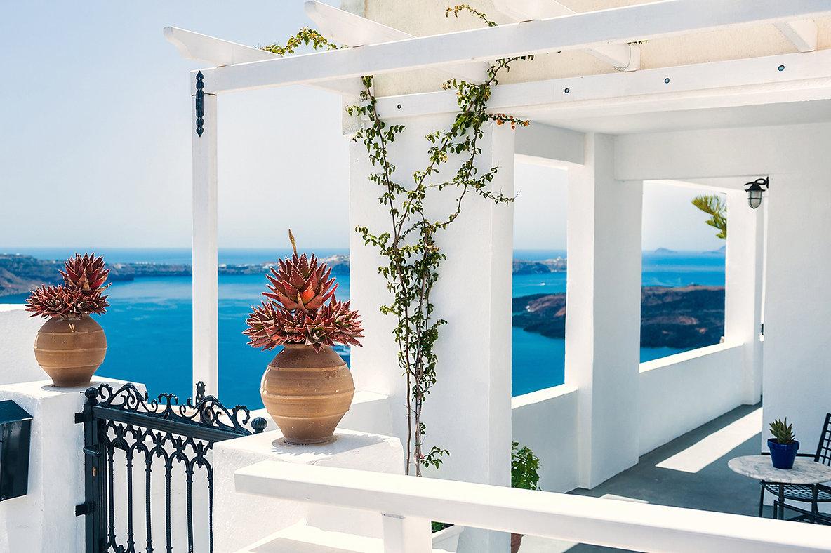 Villa by the sea