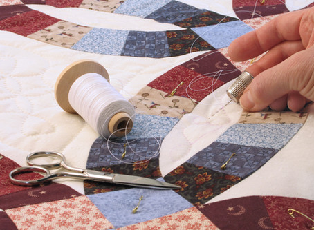 Make and use Appliqué templates