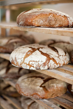 All our breads are freshly baked daily at Newlands Home Bakery.