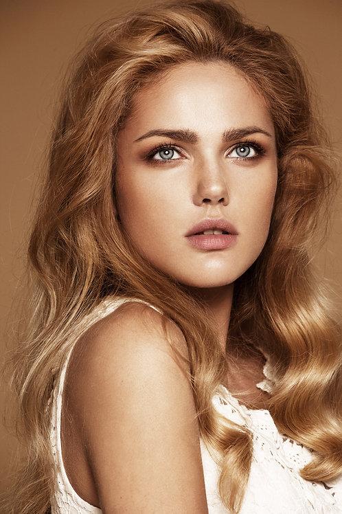 Honey Blonde Human Hair Extensions