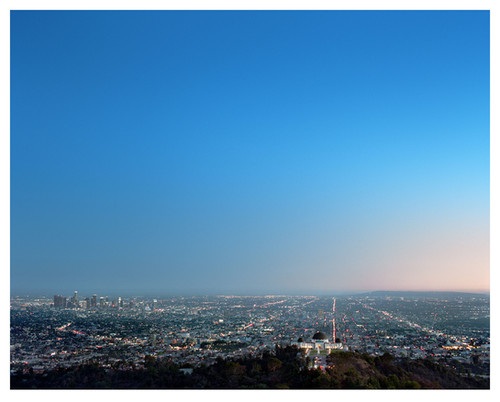 Griffith Park Night