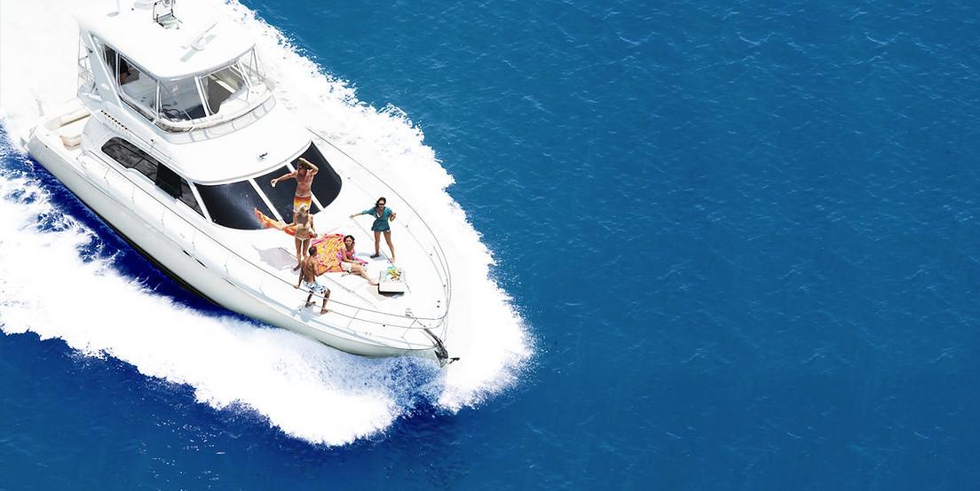 Greek Yacht