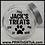 Thumbnail: Personalised Dog/pet Treat Jar