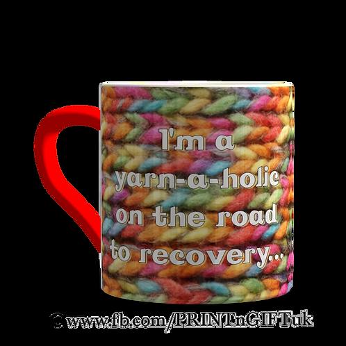 Yarn-a-holic Mug