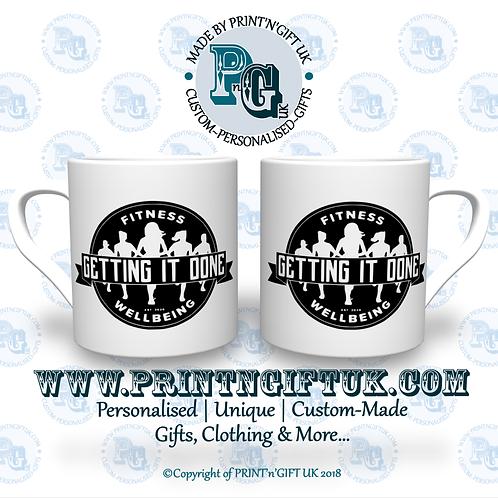 Getting It Done: Mug