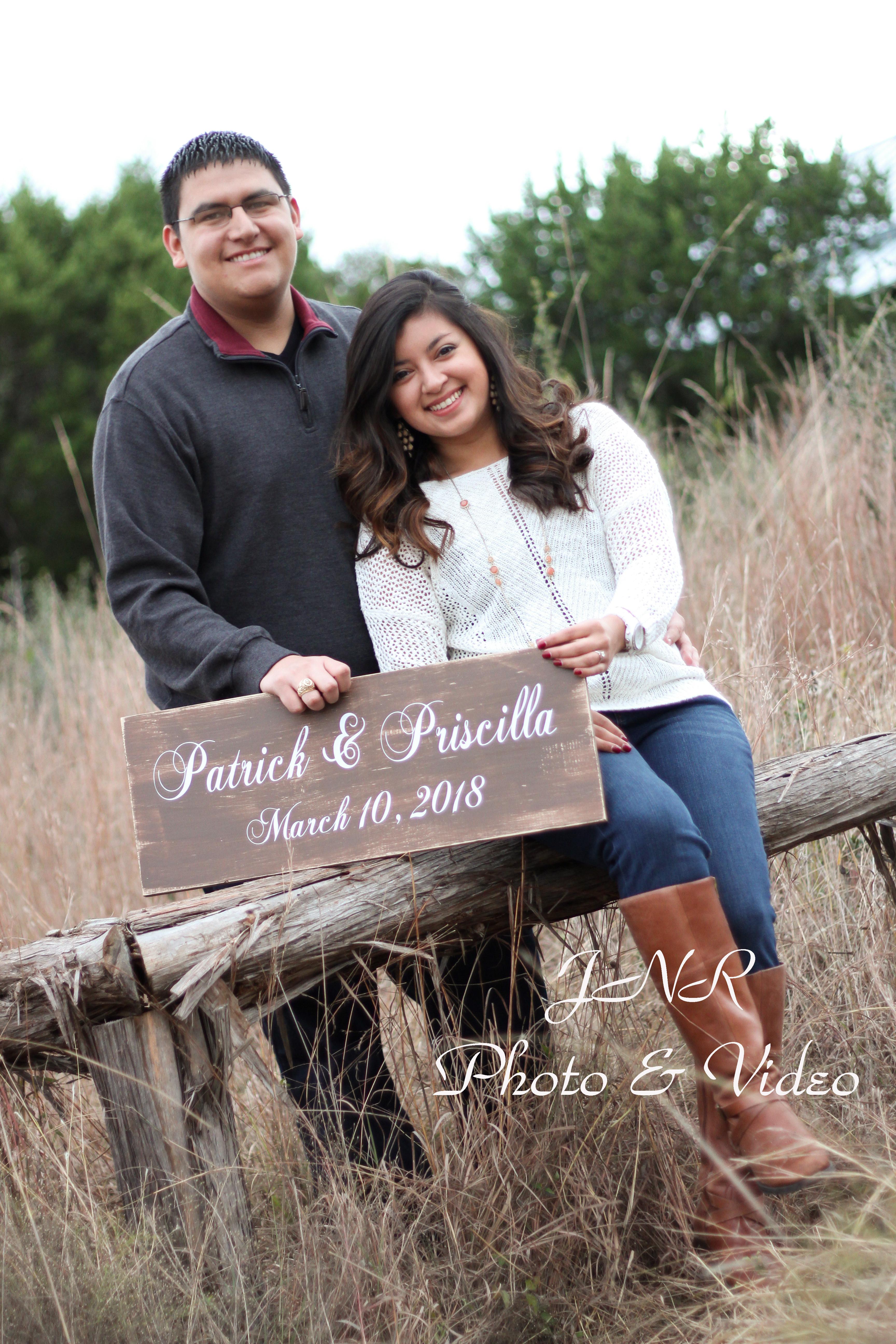 Patrick & Priscilla