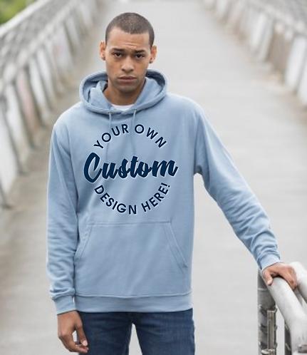 Custom made: Adult's Hoody (JH001)