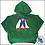Thumbnail: Kids Super Hero Hoody - Personalised