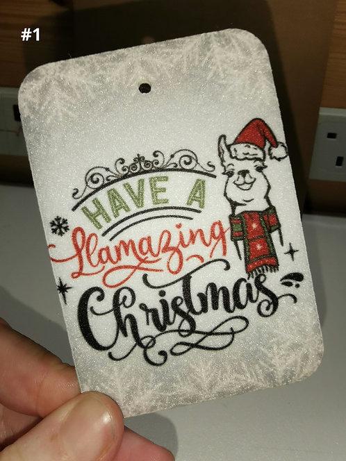 Christmas Air-Fresheners