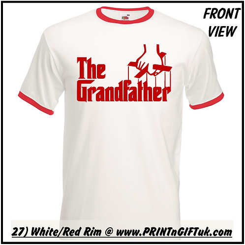 """The Grandfather."" T-Shirt"