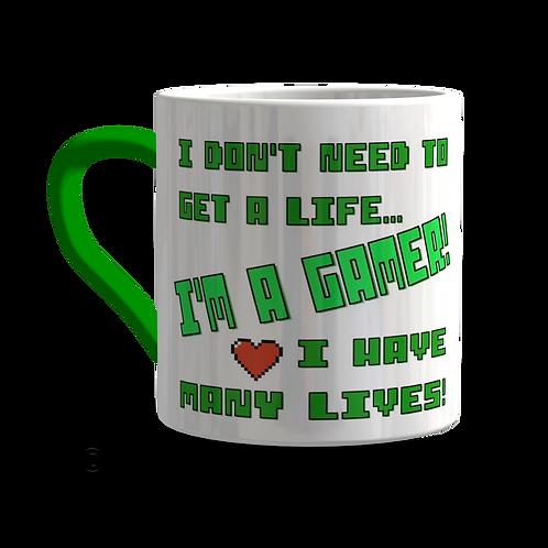 Gamers get-a-life Mug
