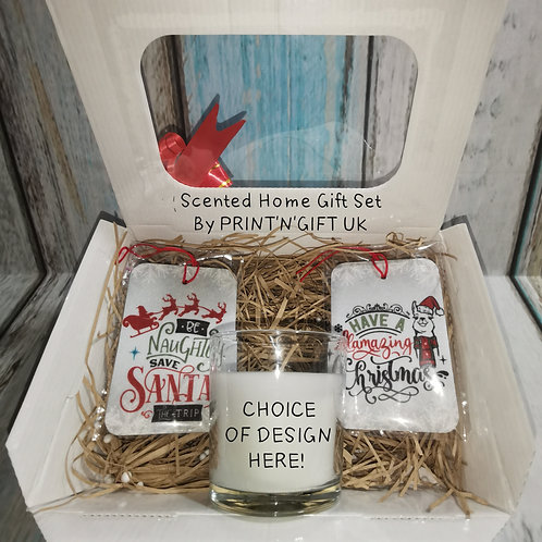 Scented Home Gift Set