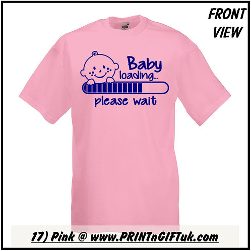 Baby Loading Pregnancy T-shirt