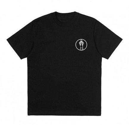 Basic Revolver- T-shirt -Black