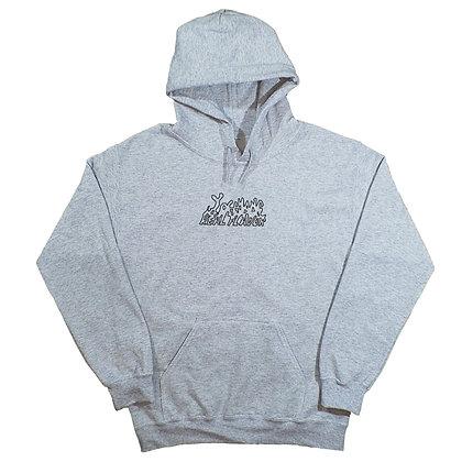 Real Flavor Hoodies Grey