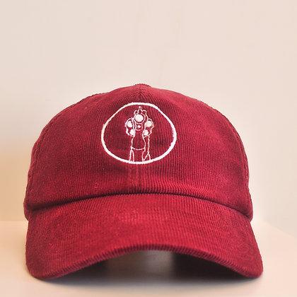 Basic Cap Red