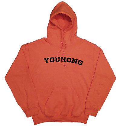 University Hoodies Orange