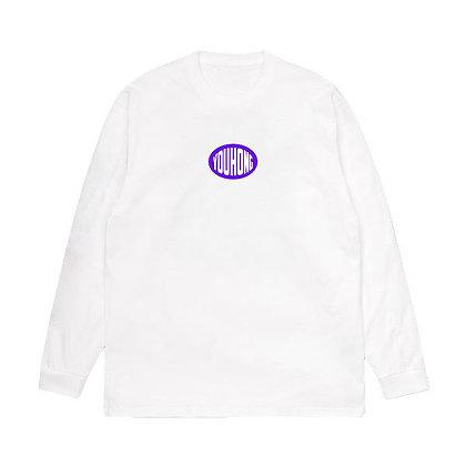 Oval purple