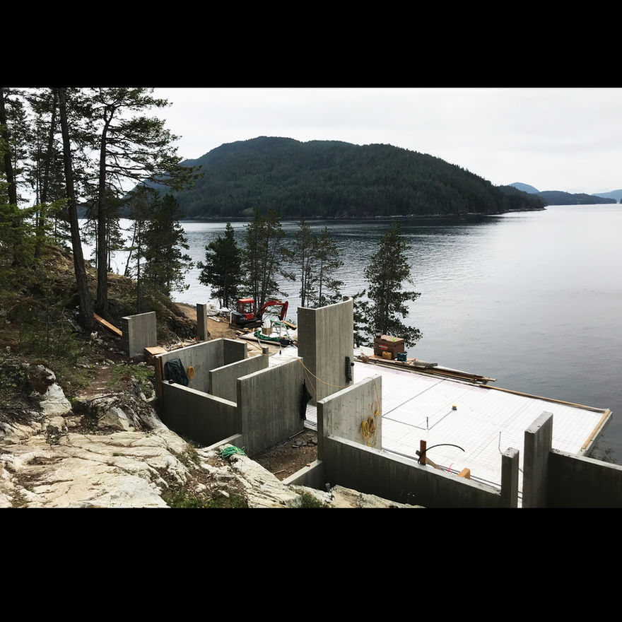 Scott and Scott Architects (Rendezvous Island House ) Scott and Scott Architects Vancouver Canada
