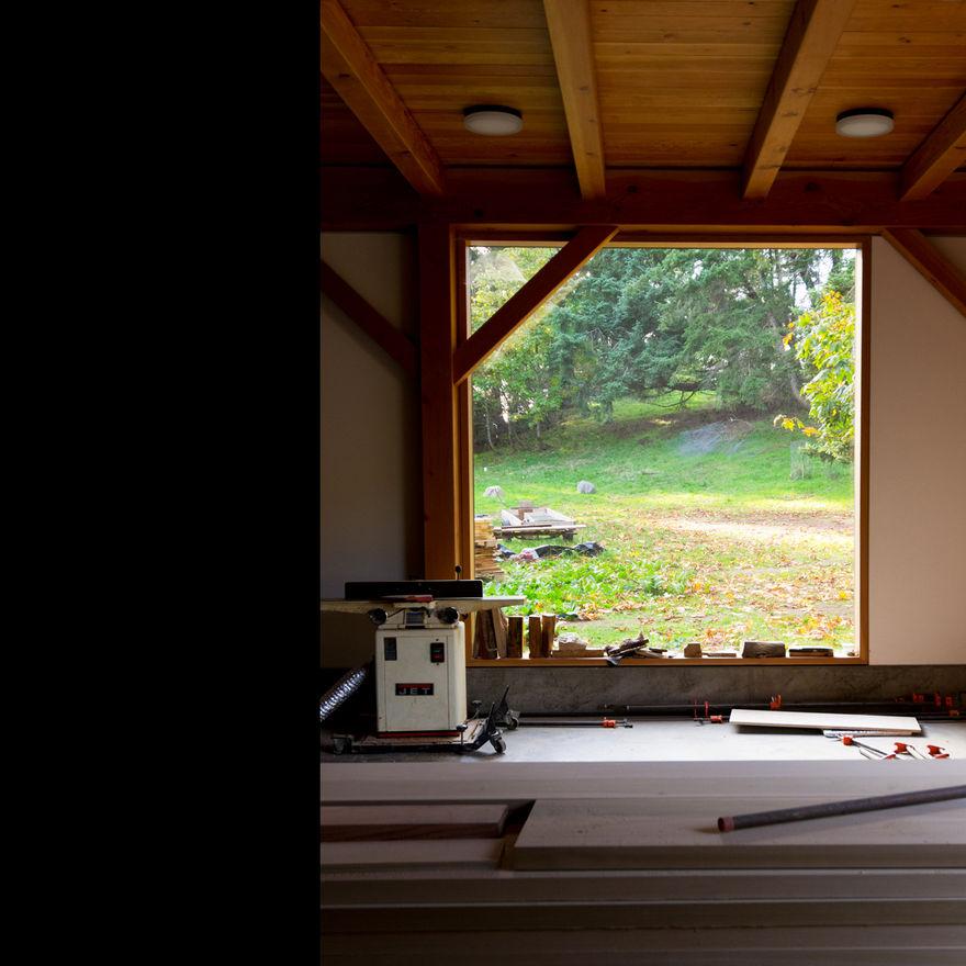 Scott and Scott Architects (Gulf Islands Barn) Scott and Scott Architects Vancouver Canada