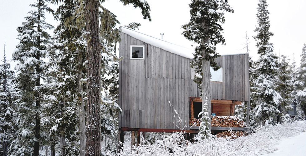 Alpine Cabin | Scott and Scott Architects Vancouver