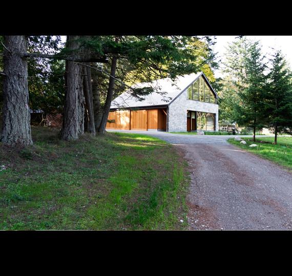 Gulf Island Barn | Scott and Scott Architects Vancouver