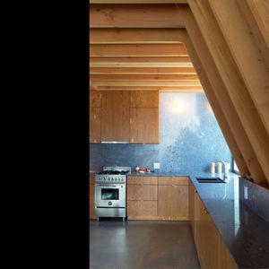 Scott and Scott Architects (Whistler A Frame Ski Cabin) Scott and Scott Architects Vancouver Canada