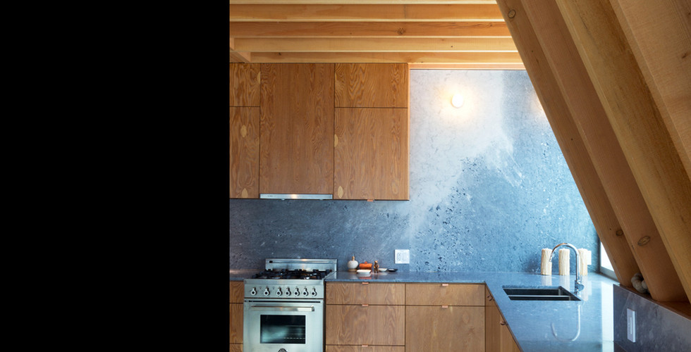 Whistler Mountain A Frame Ski Cabin | Scott and Scott Architects Vancouver