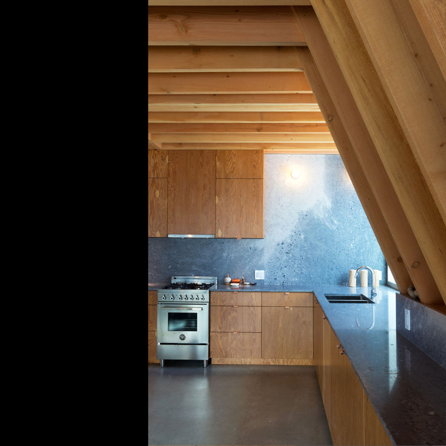 Scott and Scott Architects (Whistler A Frame Ski Cabin) Scott and Scott Architects Vancouver Canada