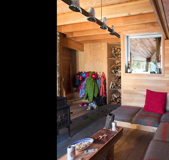 Alpine Cabin | Scott and Scott Architects Vancouver