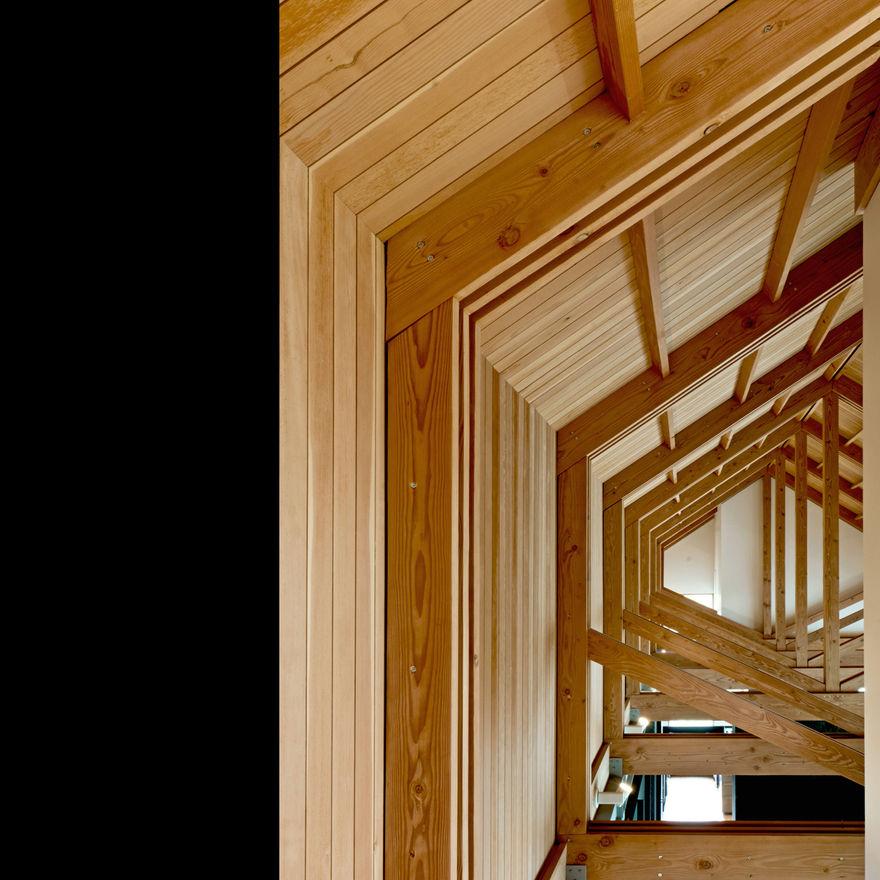 Scott and Scott Architects (Saanich Farmhouse Architect Design) Scott and Scott Architects Vancouver Canada