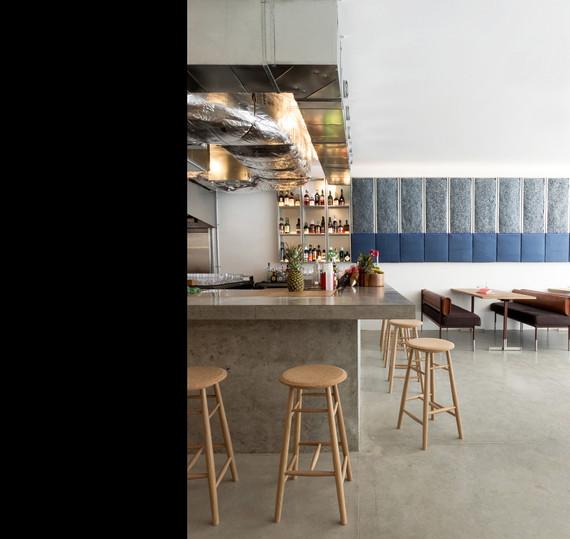 Torafuku Restaurant | Scott and Scott Architects Vancouver